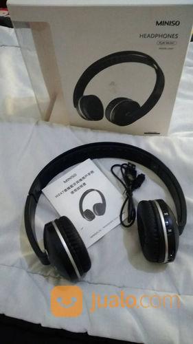 [MINISO] Wireless Portable Headphones H047 (22949251) di Kota Malang
