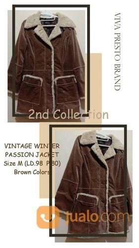 Parka passion jacket wanita 22956039