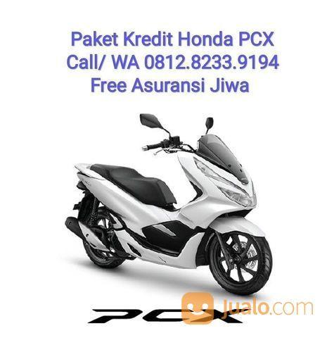 Paket Murah Honda PCX Free Asuransi Jiwa