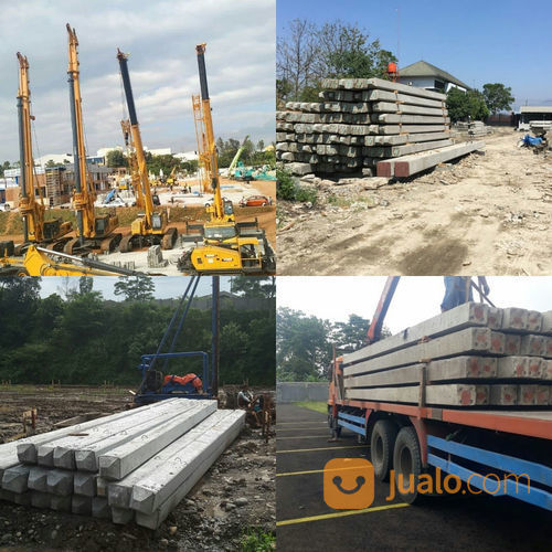 Tiang Pancang Beton K500, Pracetak Prestressed. (22962203) di Kab. Semarang