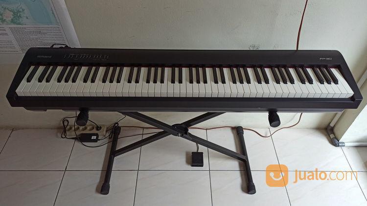 Digital Piano Roland Fp 30 Fp 30 Fp30 Mulus Beli 9 Ags 2019 Jakarta Barat Jualo