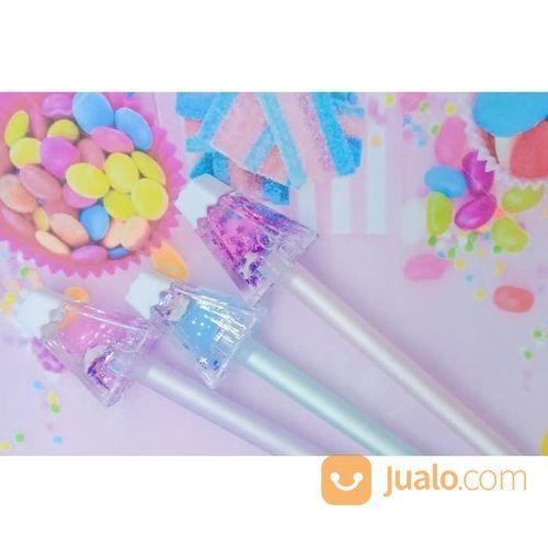 Pulpen Gel Ice Cream Cute Pen Buy One Get One Refil(1pcs) Dreamer Pen (23000559) di Kota Jakarta Utara