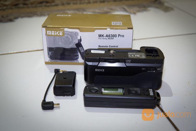 Battery grip meike mk aksesoris kamera lainnya 23025503