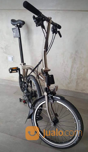 Brompton nickel titan sepeda 23030239