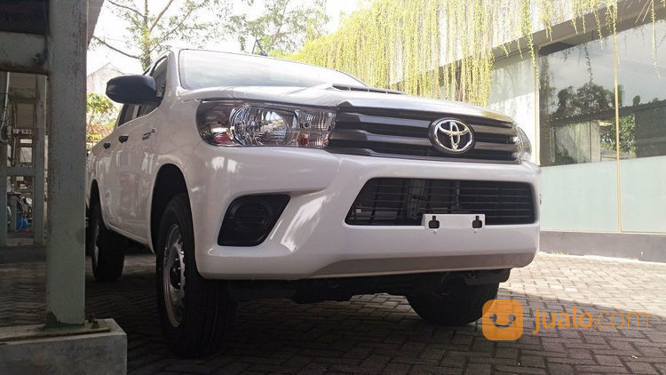 PROMO BIG SALE JANUARI Toyota HILUX NEW DOUBLE CABIN 2019 2.4 E MANUAL (23050727) di Kota Surabaya
