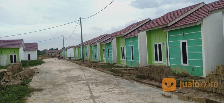 Rumah Subsidi Murah Dp 1 Jt Lokasi Strategis Kota Madya Palembang (23051207) di Kota Palembang
