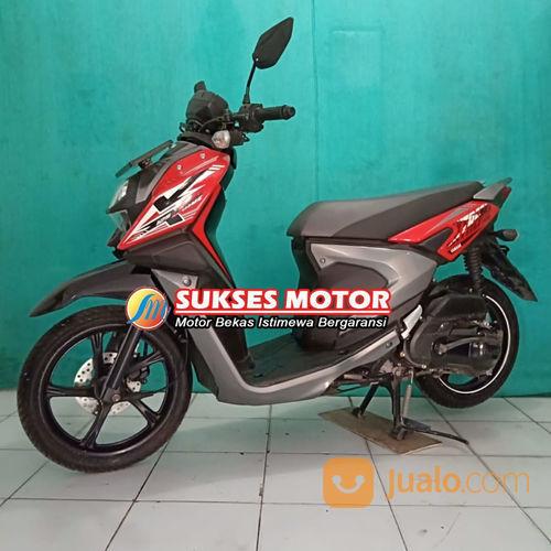 YAMAHA XRIDE 125 NEW 2018 MERAH MOTOR BEKAS BERKUALITAS DENGAN HARGA TERJANGKAU DAN BERKUALITAS (23066463) di Kota Jakarta Timur