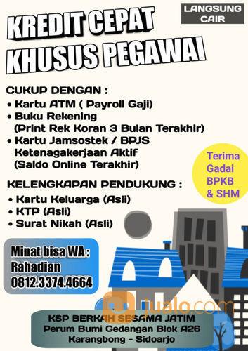 Pinjaman Dana Tunai Pakai Bpjs Surabaya Jualo