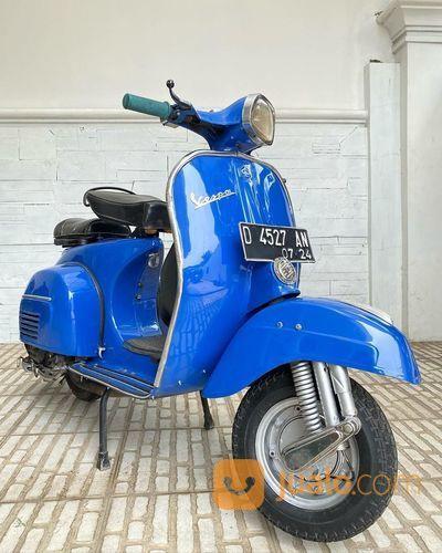 Vespa Super Tahun 1974 PLAT D BANDUNG (23110619) di Kota Bandung