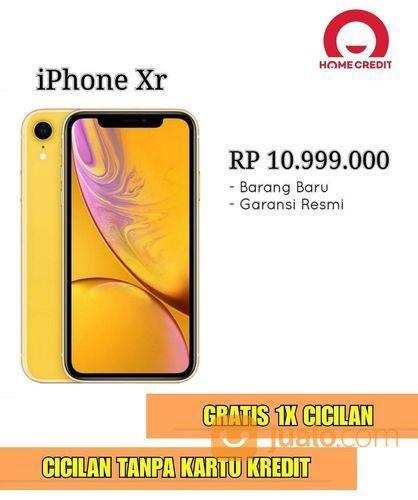 Iphone xr 64gb resmi handphone apple 23130455