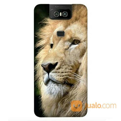Lion Asus Zenfone 6 2019 (ZS630KL) Custom Hard Case (23136559) di Kota Bekasi