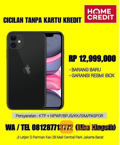 Iphone 11 garansi ib handphone apple 23141963