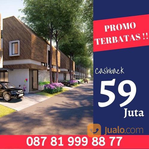 PROMO Cashback Rumah Mewah Kota Wisata Batu Type Austine (23145723) di Kota Batu