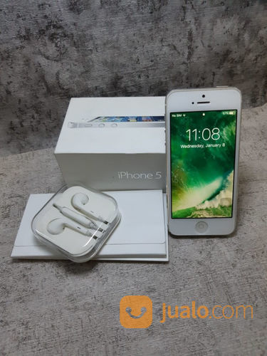 Iphone 5 16gb full se handphone apple 23147775