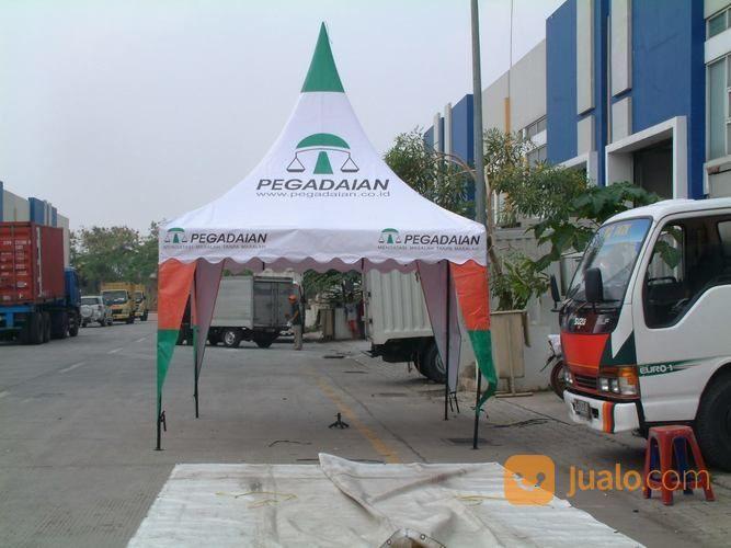 Produksi Tenda Krucut Promosi (23153411) di Kota Jakarta Timur