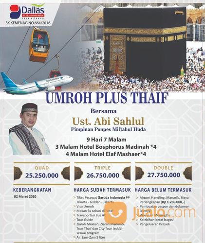 Termurah, Biaya Umroh Di Kebon Jeruk Jakarta (23184279) di Kota Jakarta Barat