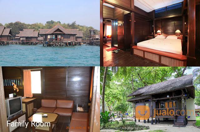 PROMO Pulau Ayer Stay Family Fak Fak / Enarotali Weekend ( Jan - Feb 2020 ) (23195375) di Kota Jakarta Utara