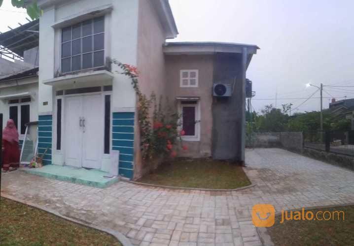 Rumah Hook Tanah Luas Di Dalam Cluster Amarilis Citra Indah City (23197975) di Kab. Bogor