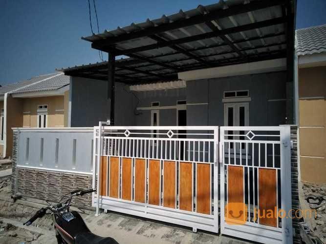 Rumah Subsidi Type 42 Full Renovasi Angsuran 1jt Kab Tangerang