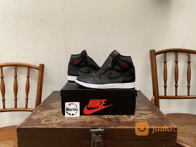 Nike air jordan 1 bla sneakers dan sepatu olahraga 23223187