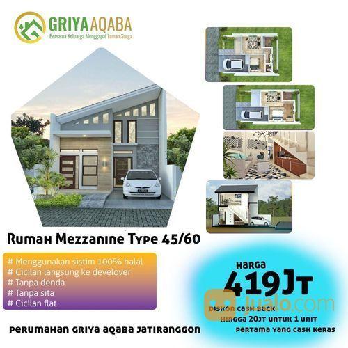 Rumah Minimalis Harga Ekonomis Di Jatiranggon Kota Bekasi (23230495) di Kota Bekasi