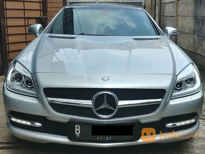 SLK200 CGi AMG 2011 Perfect Edition - Odo 15Rb, Pjk11-2020 (23246499) di Kota Jakarta Pusat