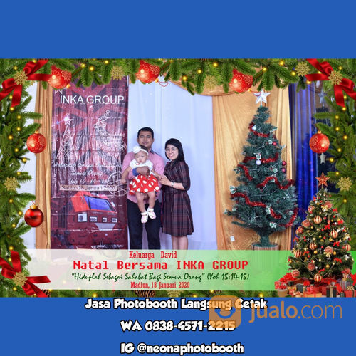 Sewa Photobooth Langsung Cetak Event Magetan (23264215) di Kab. Ngawi