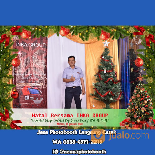 Sewa Photobooth Langsung Cetak Event Magetan (23264231) di Kab. Ngawi