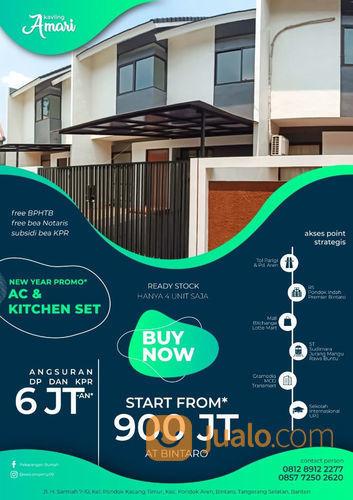 Rumah Ready Stock 2 Lantai Di Bintaro (23274687) di Kota Tangerang Selatan