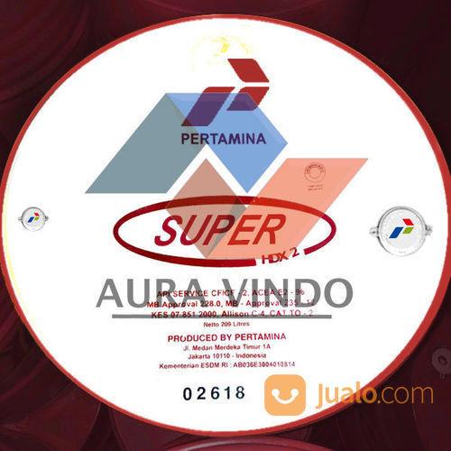 Oli Industri Pelumas Pertamina Gemuk PTMN Super HDX-2 (23289575) di Kota Bandung