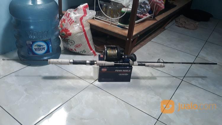 Reel PENN 330 LD Made In USA + JORAN KENZI (23294487) di Kota Jakarta Utara