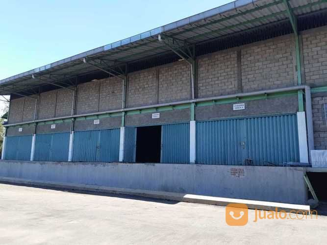 Ex Pabrik Dan Gudang Raya Margomulyo Kondisi Sangat Baik (23307179) di Kota Surabaya