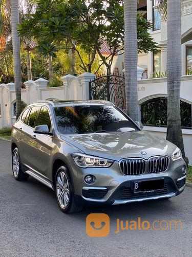 BMW X1 S Drive 2018 Silver Service Record (23325191) di Kota Jakarta Timur