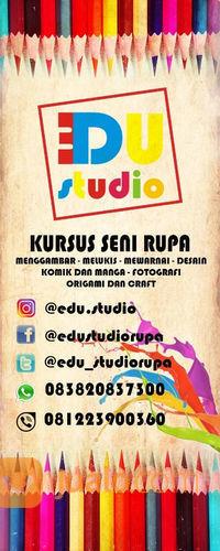Kursus Gambar Dan Melukis Di Bandung By Edustudio (23333503) di Kota Bandung