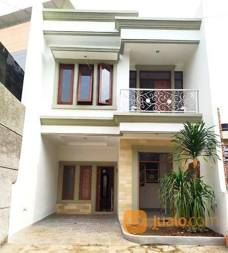 Rumah Baru 2 Lantai Cantik Modern Klasik Di Cipayung Jakarta Timur    Jakarta Timur   Jualo