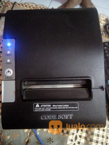 Printer Struk Kasir Thermal 80mm CODE SOFT TP-3250II