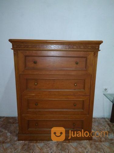 Buffet ukir antik 5 l kebutuhan rumah tangga furniture 23354923