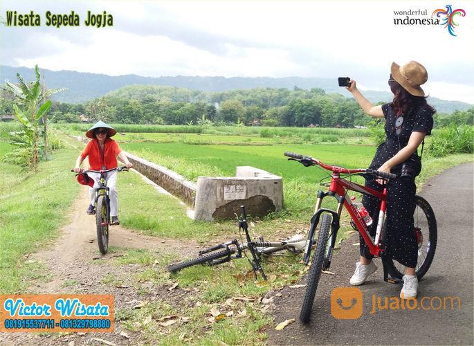 Explore Jogja - Paket Wisata Sepeda Keliling Desa 081915537711 (23371507) di Kab. Bantul