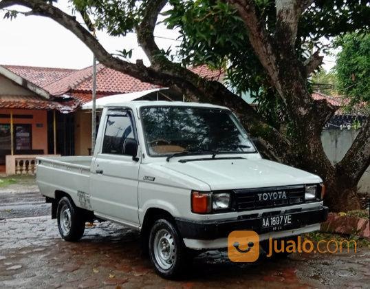 Toyota Kijang Pick Up Th 87 Joss Buat Kerja