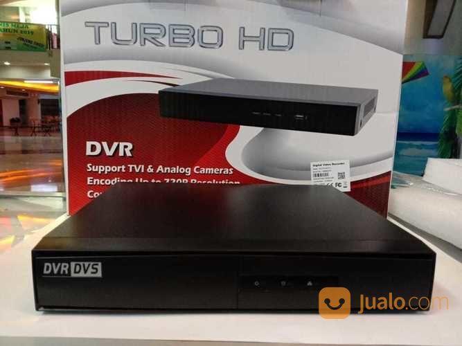 Paket Camera 4 Cctv TURBO HD 1080P 2 Megapixels / Free Biaya Instalasi (23373623) di Kota Jakarta Pusat
