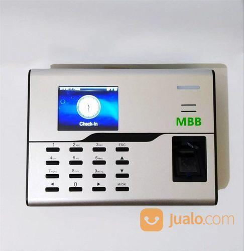 Mesin Absensi Sidik Jari Fitur Wifi Dan Support ADMS Murah MBB 800 (23375679) di Kota Surabaya