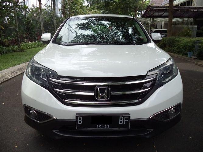 Honda CR-V Prestige 2013 Putih Matic-Triptonic