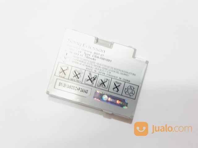 Baterai Sony Ericsson BST-27 BST27 BST 27 New Original 100% (23391499) di Kota Jakarta Pusat