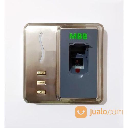 Akses Kontrol Pintu Door Lock Fingerprint Dan Kartu Murah MBB A1000 (23395055) di Kota Surabaya