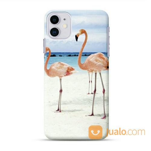 Flamingo IPhone 11 Custom Hard Case (23406239) di Kota Bekasi