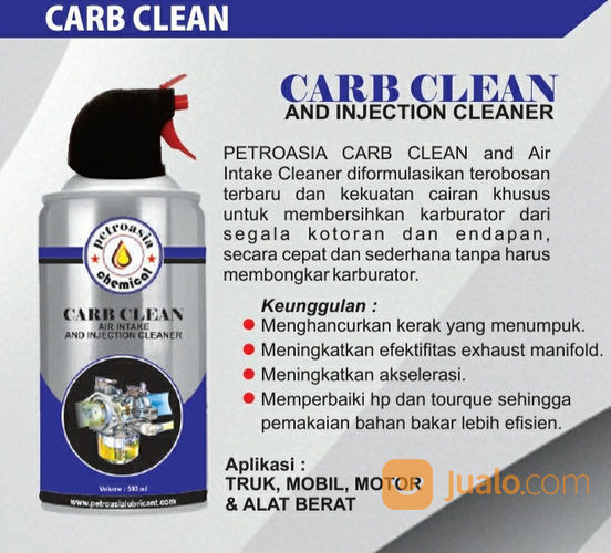 Carburator Cleaner / Injector Cleaner / Air Intake Injection Cleaner Pertroasia (23412411) di Kota Surabaya