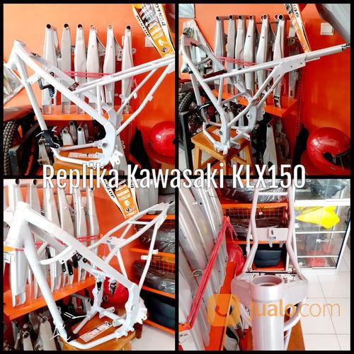 Replika Rangka Motor Trail. (23420971) di Kab. Bandung