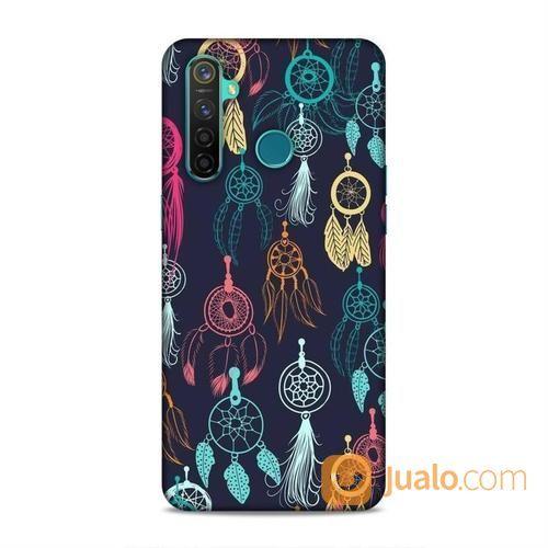 Dreamcatcher Spiritual Native American Oppo Realme 5 Pro Custom Hard Case (23433691) di Kota Bekasi