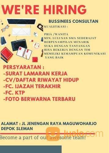 Loker Daerah Jogja Kab Sleman Jualo