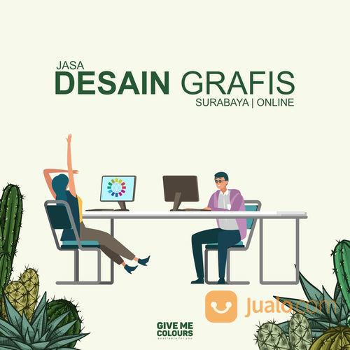 Jasa Desain Grafis Company Profile (23443183) di Kota Surabaya